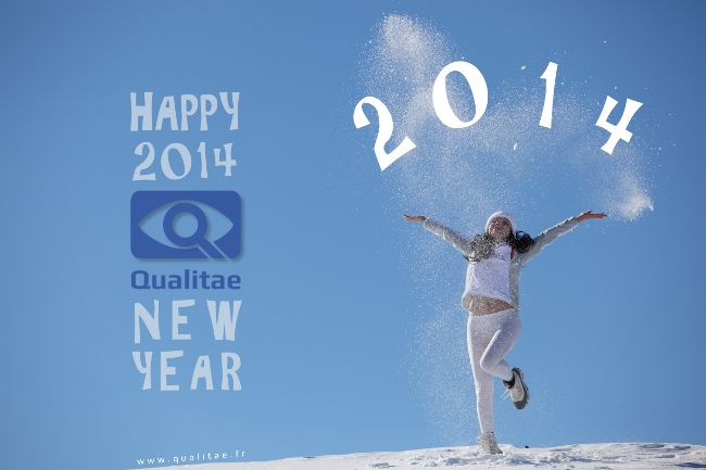 Christophe Chabbi Qualitae Happy New Year 2014 page site
